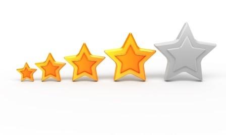 Как сделать звёздный рейтинг в WordPress