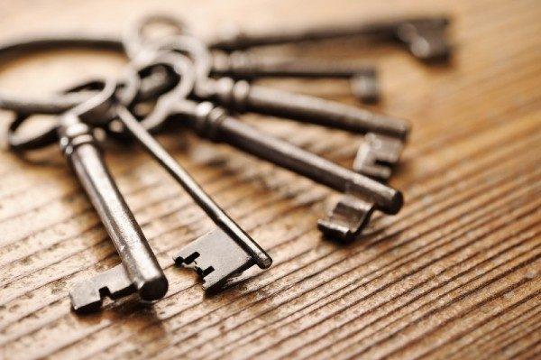 Что такое вхождение ключей и какое оно бывает