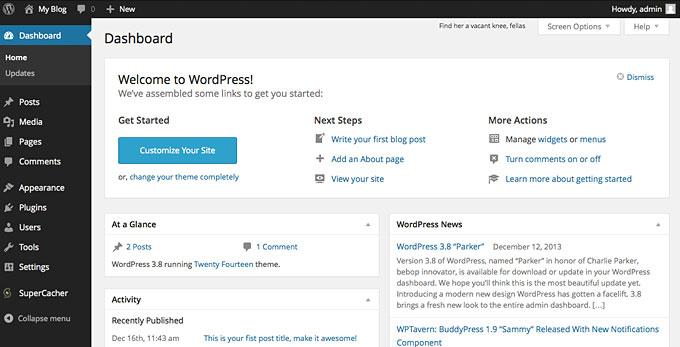 Плагин Admin Menu Editor поможет изменить админку WordPress