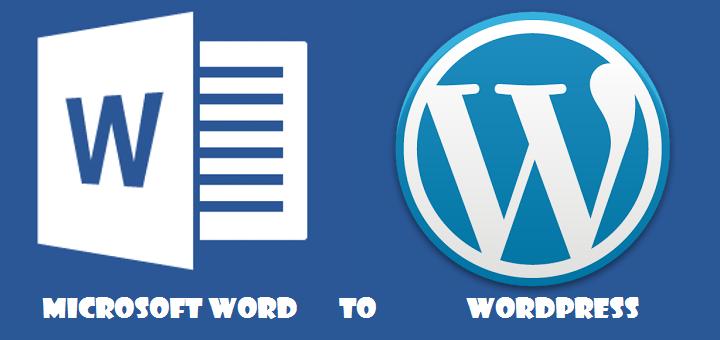 Как перенести из Word в WordPress: правильно импортируем текст