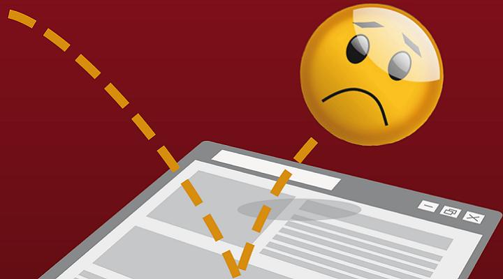 Узнайте, почему посетители покидают сайт