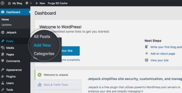 Обязательная первичная настройка сайта на WordPress