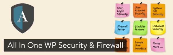 Настройка All In One WP Security: список опций и возможностей