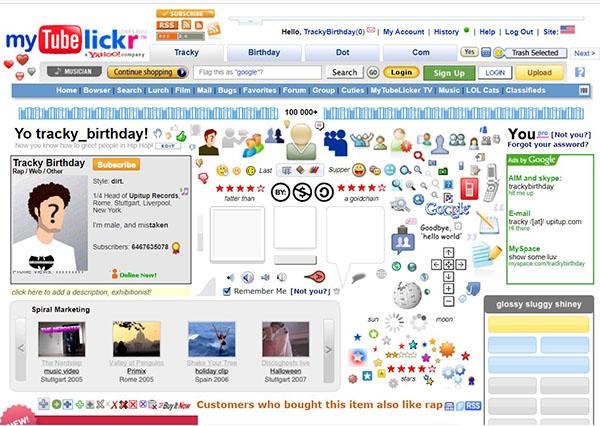 Trackybirthday.com